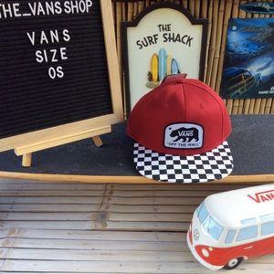 Vans Off The Wall California Bear Baseball Hat